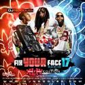 Fix Your Face Radio 17 mixtape cover art