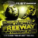 Freeway - Heavyweight Flow mixtape cover art