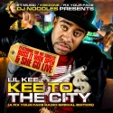 Lil Kee - Kee To The City mixtape cover art