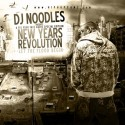New Years Revolution mixtape cover art