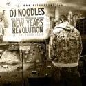 New Years Revolution mixtape cover art