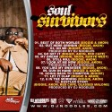 Notorious B.I.G. & Akon - Soul Survivors mixtape cover art