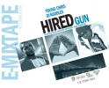 Young Chris - Hired Gun mixtape cover art