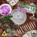 Turn Up 3 mixtape cover art