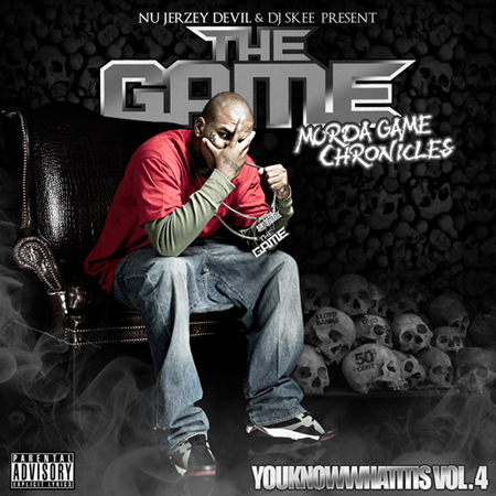 The Game You Know What It Is Vol 4 Nu Jerzey Devil