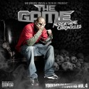 The Game - You Know What It Is, Vol. 4 mixtape cover art