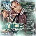 Crack Juice R&B 6 mixtape cover art