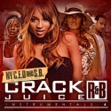 Crack Juice R&B Instrumentals 4 mixtape cover art