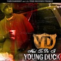 Young Duck - Had To Do It mixtape cover art