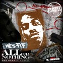 Wes Fif - All Or Nothing mixtape cover art