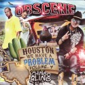 Houston We Have A Problem, Vol. 4 (Hosted By Chingo Bling) mixtape cover art