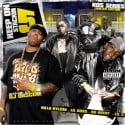 Keep On Stackin 5 mixtape cover art