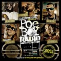 Poe Boy Radio, Vol. 1 mixtape cover art