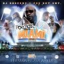 Poe Boy Runs Miami mixtape cover art