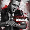 Vein - @Veinsworld mixtape cover art