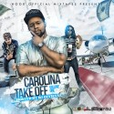 Carolina Take Off mixtape cover art