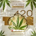 420 (Chopped Up Not Slopped Up) mixtape cover art