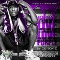 A$AP Rocky - Live Love Purple mixtape cover art