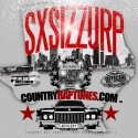 Country Rap Tunez SXSizzurp mixtape cover art