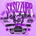 Country Rap Tunez SxSizzurp (Chop Not Slop Remix) mixtape cover art