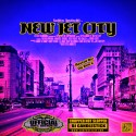 Curren$y - New Jet City (Chopped Not Slopped) mixtape cover art
