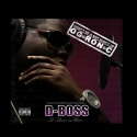 D-Boss - D-Boss Is Here mixtape cover art