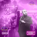 FDAMusic - Fame (Chopped Not Slopped) mixtape cover art