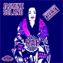 Jasmine Solano - Rap (Chopped Not Slopped) mixtape cover art