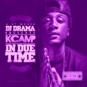 K Camp - In Due Time (Chopped Not Slopped) mixtape cover art
