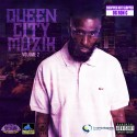 King Pimpin - Queen City Muzik 2 (Chopped Not Slopped) mixtape cover art