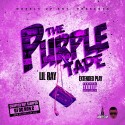 Lil Ray - The Purple Tape (Chopped Not Slopped) mixtape cover art