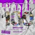 OneHunnidt - Keep It 100 (Chopped Not Slopped) mixtape cover art