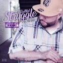 Q Bosilini - The Beautiful Struggle (ChopNotSlop Remix) mixtape cover art