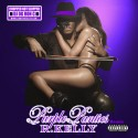 R. Kelly - Purple Panties (Chopped Not Slopped) mixtape cover art