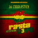 Rasta Love 3 mixtape cover art
