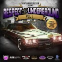 Respect The Underground mixtape cover art