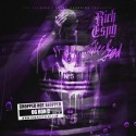 Rich Espy - Juice God (Chopped Not Slopped) mixtape cover art