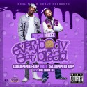 Rich Kidz - Everybody Eat Bread (Chopped Up, Not Slopped Up) mixtape cover art