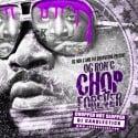 Rick Ross - Chop Forever mixtape cover art