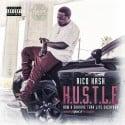Rico Kash - H.U.S.T.L.E. mixtape cover art