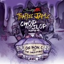 Scotty ATL - Traffic Jamz (Chopped Not Slopped) mixtape cover art