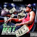 Skrilla BAM - Money Over Everything (Chopped Not Slopped) mixtape cover art