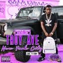 Troy Ave - New York City (Chopped Not Slopped) mixtape cover art