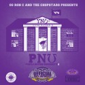 Yung Nation - Purple Nation University 2 (Chopped Not Slopped) mixtape cover art