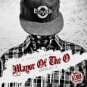 AbsolutP - Mayor Of The O mixtape cover art