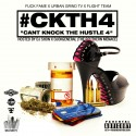 Can't Knock The Hustle 4 mixtape cover art