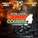 Country Couzins 4 mixtape cover art