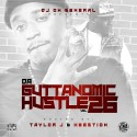 Da Guttanomic Hustle 26 (Hosted By Kwestion & Taylor J) mixtape cover art