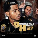 Da Guttanomic Hustle 27 (Hosted By Peetey Weestro & Fatality) mixtape cover art