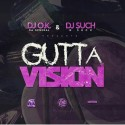 Gutta Vision mixtape cover art